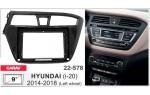 Переходная рамка Hyundai i20 Carav 22-578