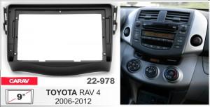 Переходная рамка Toyota RAV4 Carav 22-978