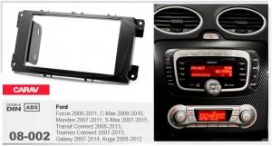 Переходная рамка Ford Focus, Mondeo, S-Max, C-Max, Galaxy, Kuga Carav 08-002