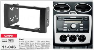Переходная рамка Ford Transit, Focus, C-Max, S-Max, Fusion, Fiesta, Galaxy, Kuga Carav 11-046