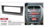 Переходная рамка Fiat Punto, Linea Carav 11-057