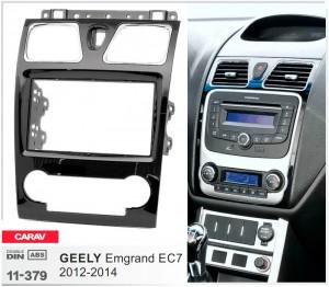 Переходная рамка Geely Emgrand EC7 Carav 11-379