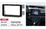 Переходная рамка Toyota Hilux Carav 11-573