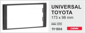 Переходная рамка для автомобилей Toyota Carav 11-904