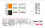 Переходник ISO Nissan Carav 12-018