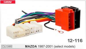 Разъем для штатной магнитолы Mazda Carav 12-116