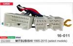"""Переходник для магнитол 9"""", 10.1"""" Mitsubishi Carav 16-011"""