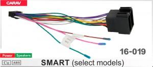 """Переходник для магнитол 9"""", 10.1"""" Smart Carav 16-019"""