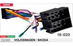 "Переходник для магнитол 9"", 10.1"" Volkswagen, Skoda Carav 16-020"