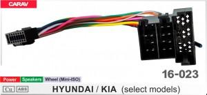 """Переходник для магнитол 9"""", 10.1"""" Hyundai, KIA Carav 16-023"""