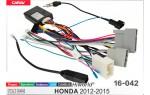 "Переходник для магнитол 9"", 10.1"" Honda Carav 16-042"