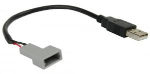 Адаптер для штатных USB-разъемов KIA, Hyundai Carav 20-001