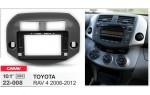 Переходная рамка Toyota RAV 4 Carav 22-008