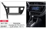 Переходная рамка Toyota Corolla Carav 22-027