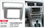 Переходная рамка Volkswagen Golf 7 Carav 22-048