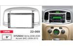 Переходная рамка Hyundai Accent Carav 22-069