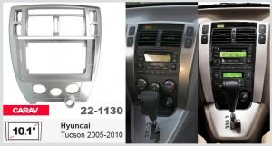 Переходная рамка Hyundai Tucson Carav 22-1130