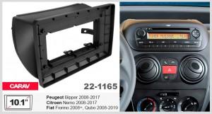 Переходная рамка Citroen, Fiat, Peugeot Carav 22-1165