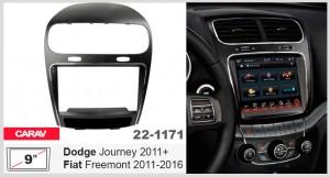 Переходная рамка Dodge Journey, Fiat Freemont Carav 22-1171