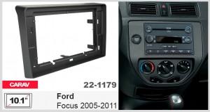 Переходная рамка Ford Focus Carav 22-1179