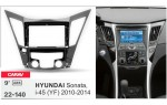 Переходная рамка Hyundai Sonata, i45 Carav 22-140