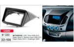 Переходная рамка Mitsubishi L200, Triton, Pajero Sport, Challenger, Pajero Dakar Carav 22-156