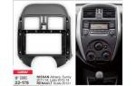 Переходная рамка Nissan Almera, Sunny, Latio, Renault Scala Carav 22-178