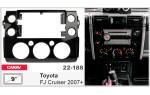 Переходная рамка Toyota FJ Cruiser Carav 22-188