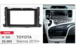Переходная рамка Toyota Sienna Carav 22-202