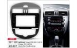 Переходная рамка Nissan Tiida, Pulsar Carav 22-237