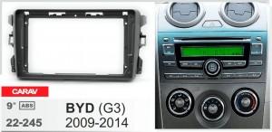 Переходная рамка BYD G3 Carav 22-245