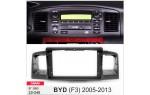 Переходная рамка BYD F3 Carav 22-248