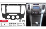 Переходная рамка Hyundai Sonata Carav 22-249