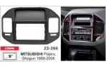 Переходная рамка Mitsubishi Pajero, Shogun Carav 22-266