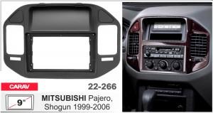 Переходная рамка Mitsubishi Pajero Carav 22-266