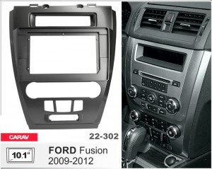 Переходная рамка Ford Fusion Carav 22-302