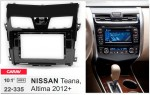 Переходная рамка Nissan Teana, Altima Carav 22-335