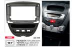 Переходная рамка Citroen C1, Peugeot 107, Toyota Aygo Carav 22-380