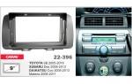 Переходная рамка Toyota bB, Subaru Dex, Daihatsu Coo, Materia Carav 22-396
