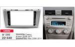 Переходная рамка Toyota Camry, Aurion Carav 22-440