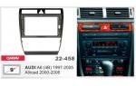 Переходная рамка Audi A6, Allroad Carav 22-458