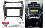 Переходная рамка Toyota Camry Carav 22-466