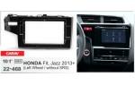 Переходная рамка Honda Fit, Jazz Carav 22-468