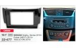 Переходная рамка Nissan Sylphy, Sentra, Pulsar, Tiida Carav 22-477