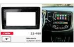 Переходная рамка Mitsubishi Outlander Carav 22-480