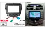 Переходная рамка Honda Accord Carav 22-491