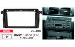 Переходная рамка BMW 3 Series (E46) Carav 22-498