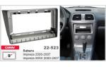 Переходная рамка Subaru Impreza, Impreza WRX Carav 22-523
