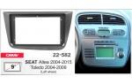 Переходная рамка Seat Altea, Toledo Carav 22-582