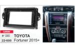 Переходная рамка Toyota Fortuner Carav 22-600